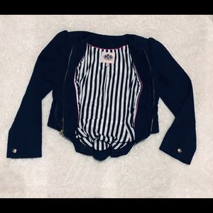 Other - Juicy Couture - Tuxedo Blazer size 8/10